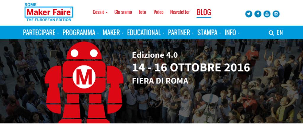 Maker Faire Rome, torna la fiera delle innovazioni