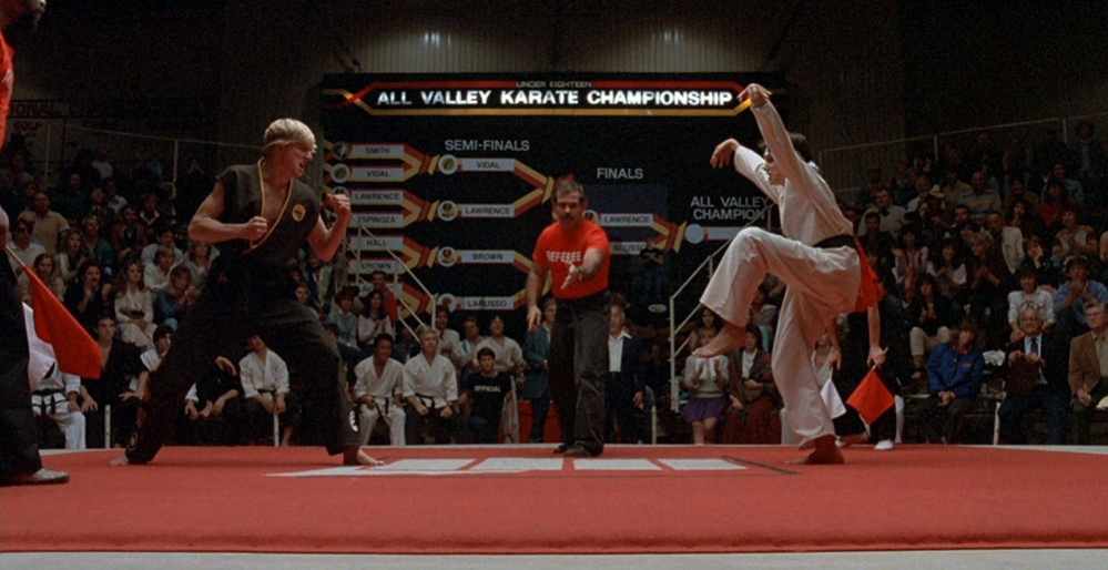 the karate kid anni '80