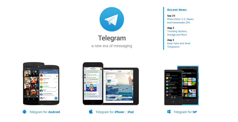 Telegram, arrivano i giochi nelle chat