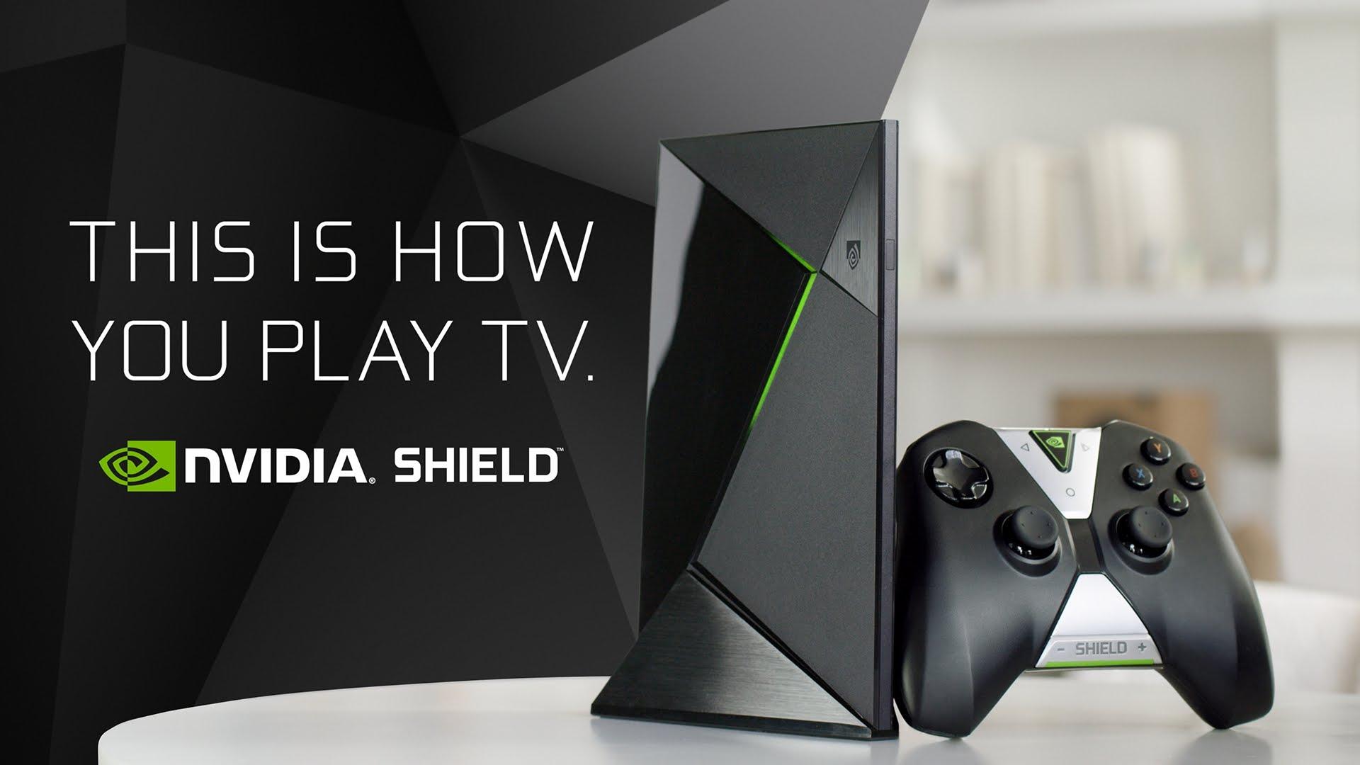 Nvidia Shield TV, in arrivo l'update 3.3