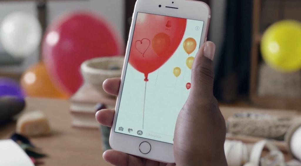 iPhone 7, un nuovo spot dedicato a iMessage