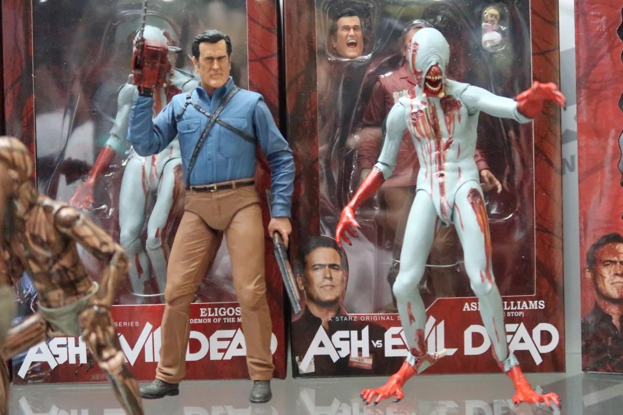 NECA al NYCC: Alien, Predator, Evil Dead e altro!