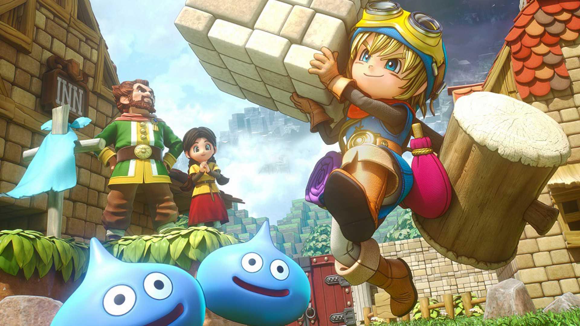 Dragon Quest Builders - Nintendo Switch Edition