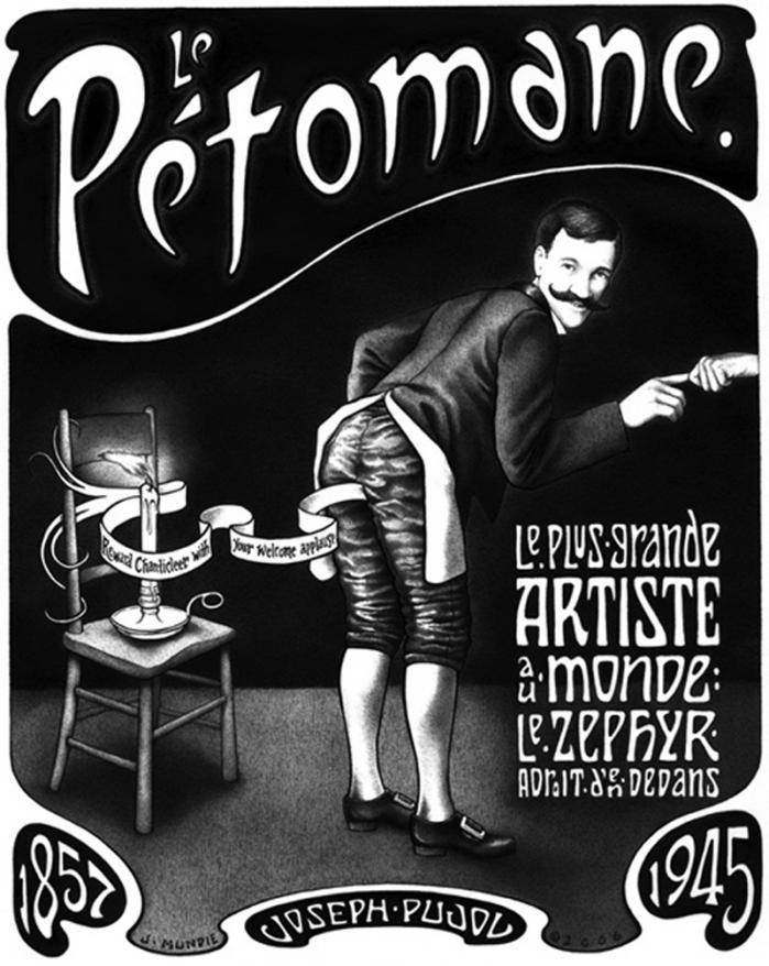 Le Pétomane.