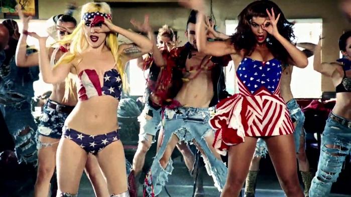...o Lady Gaga ci fa una canzone sopra