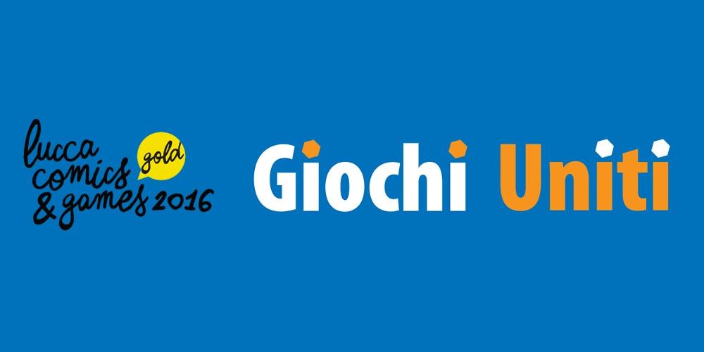 Giochi Uniti sarà a Lucca Comics & Games 2016
