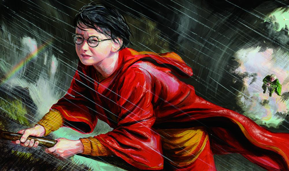 Harry Potter Camera Segreti Illustrato : Harry potter e il prigioniero di azkaban illustrato da jim kay