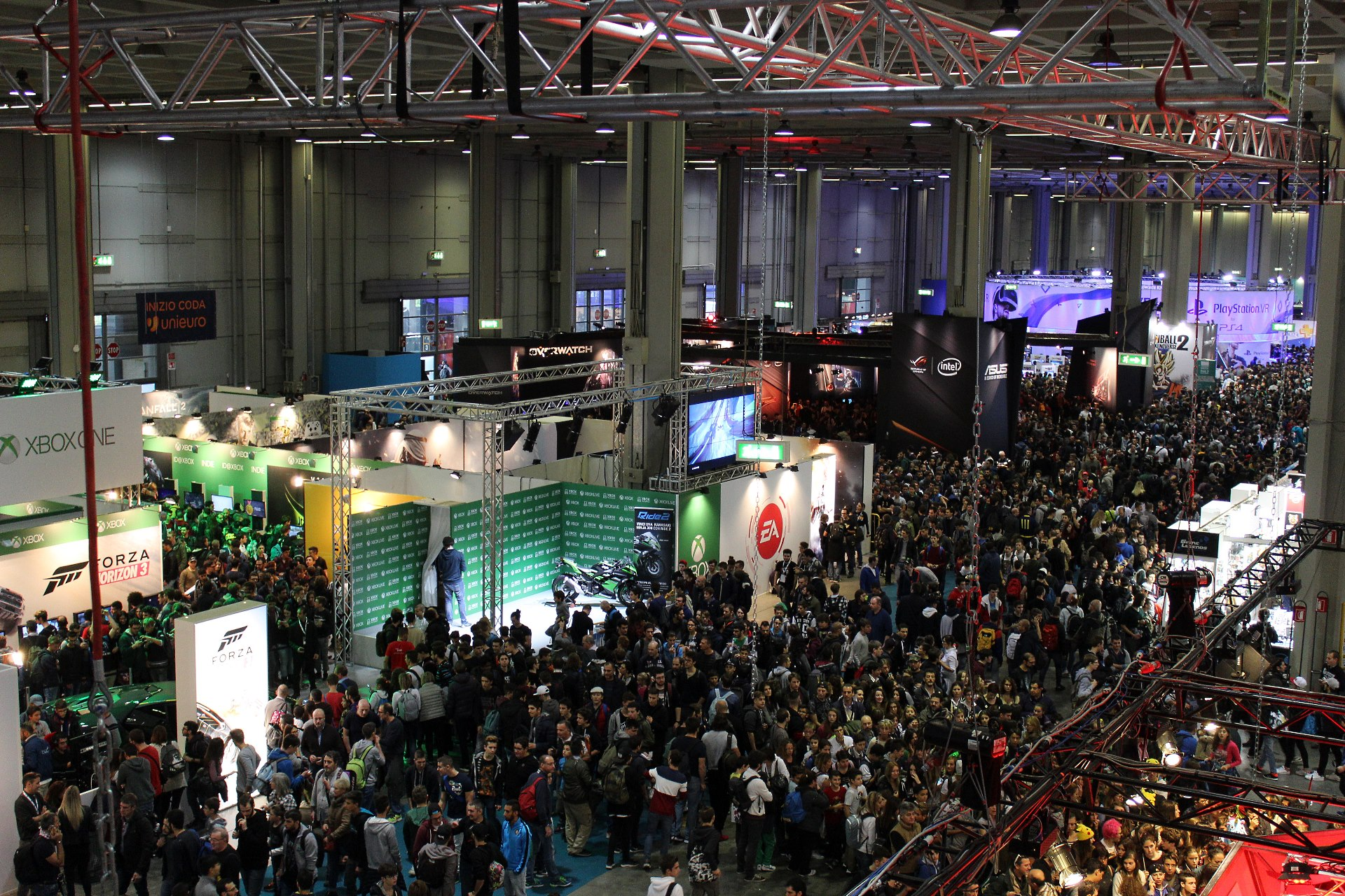 Milan Games Week 2016: La Repubblica dei Gamer