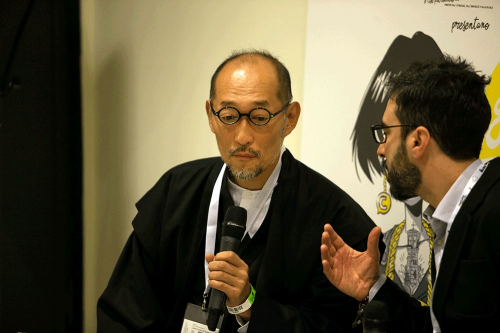 kazuhiro fujita lucca-comics