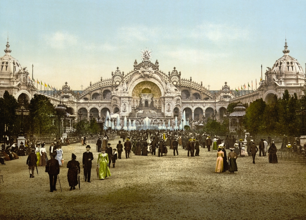 le_chateau_deau_and_plaza_exposition_universal_1900_paris_france