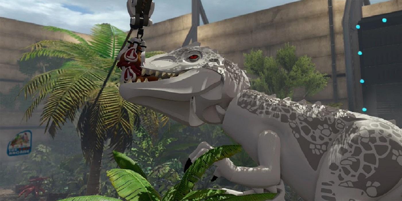 Jurassic World, il cortometraggio-prequel in versione LEGO