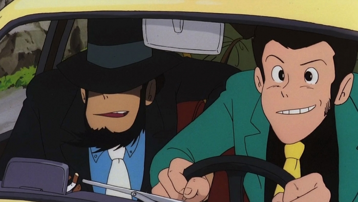 Lupin III monkey punch