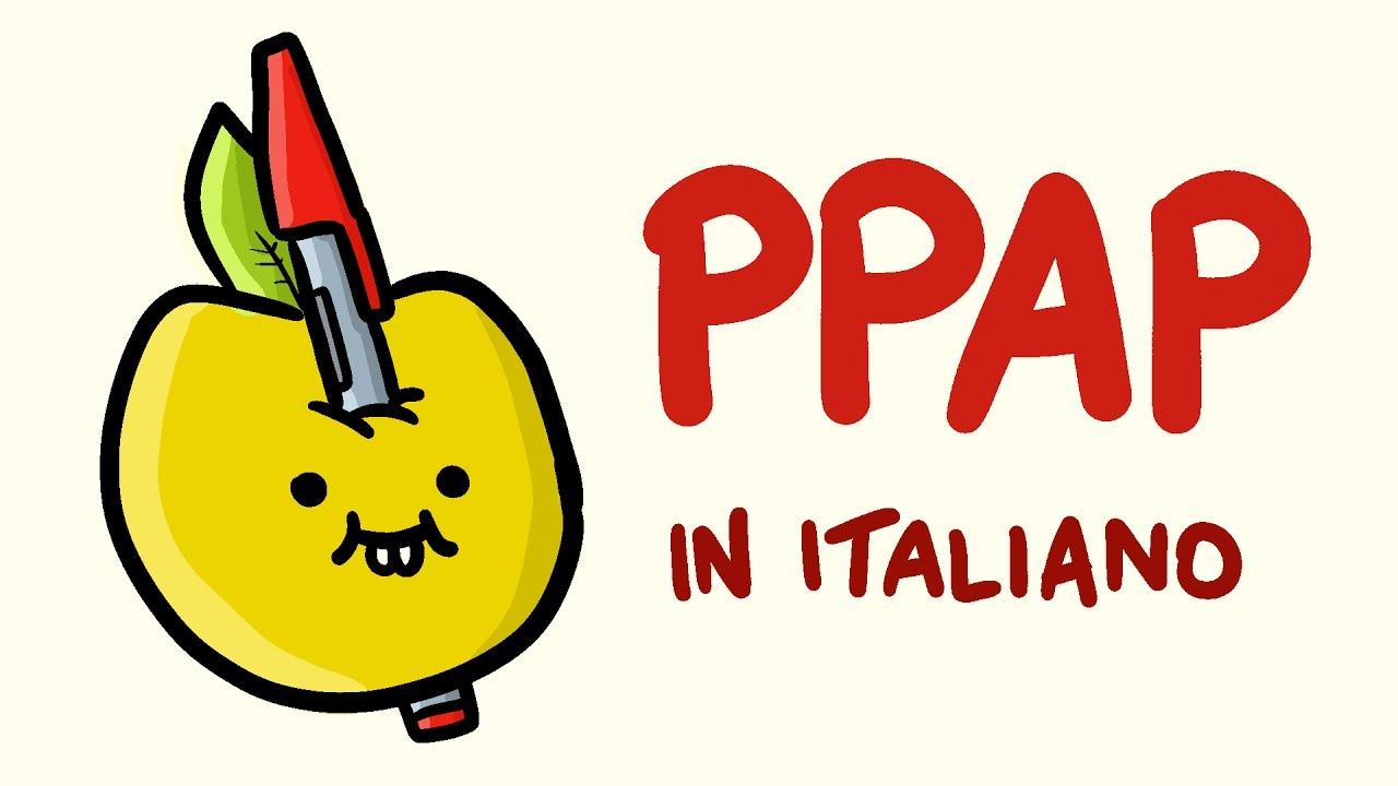 Pen Pineapple Apple Pen, la parodia di Sio