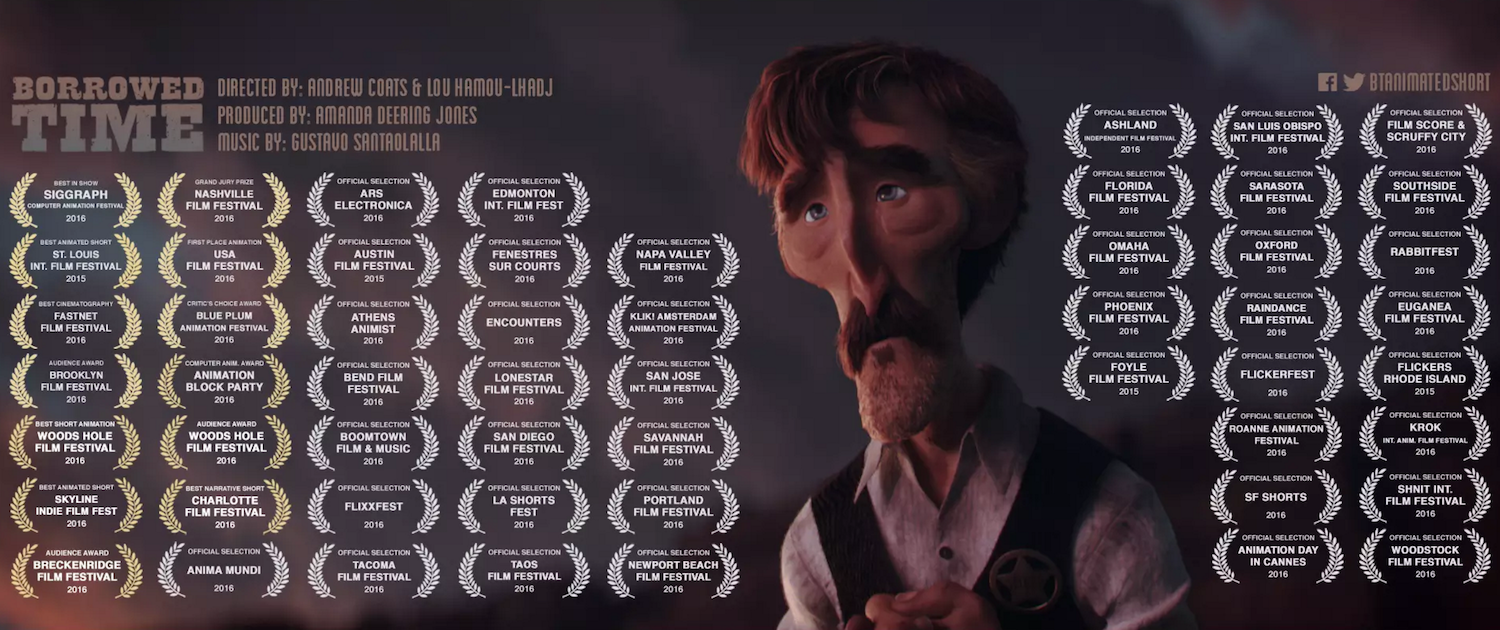 Borrowed Time, il corto di due animatori Pixar