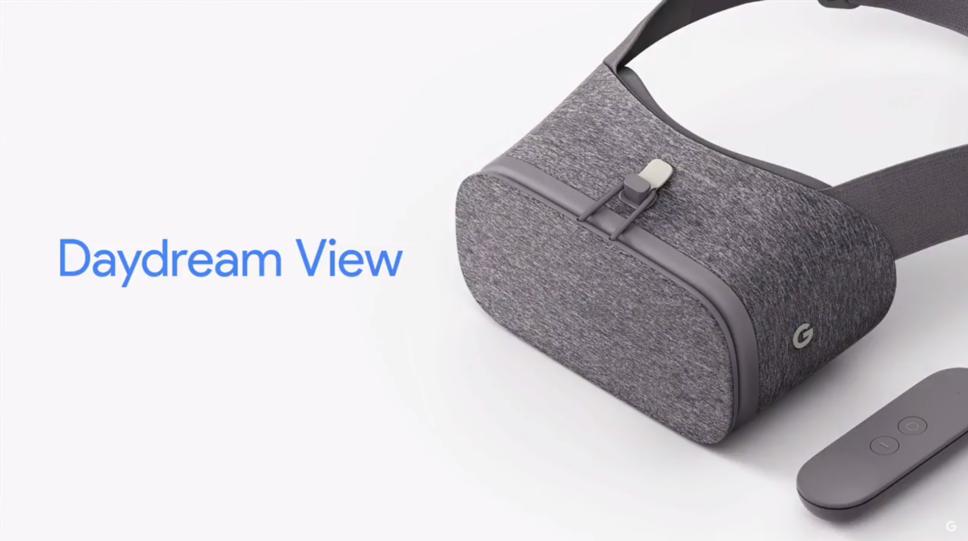 DayDream View, il visore di Realtà Virtuale di Google