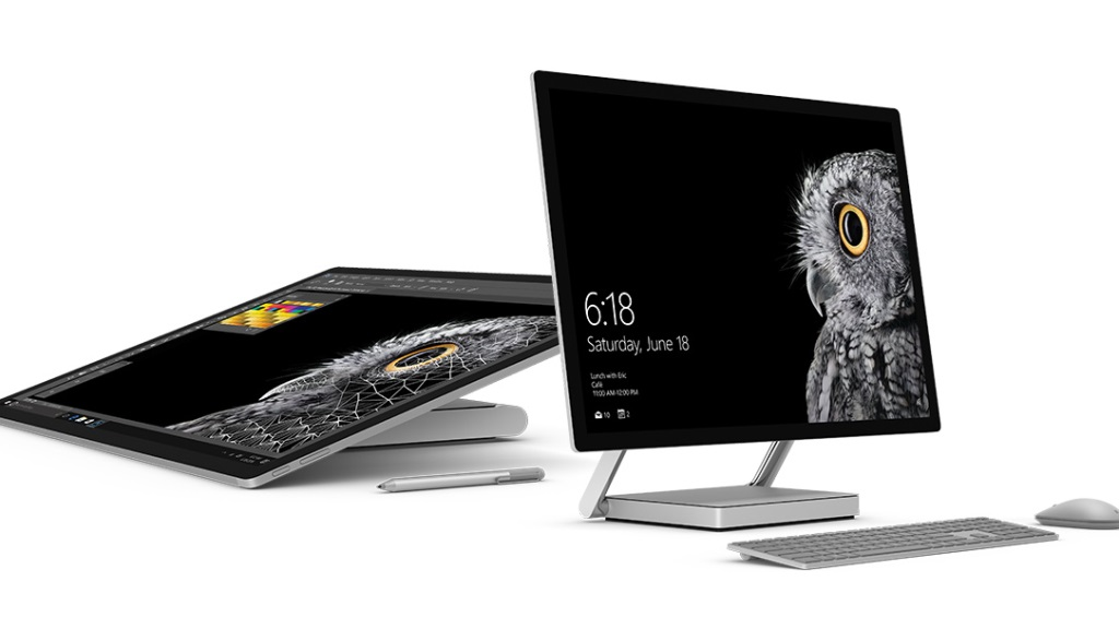 Microsoft Surface Studio, presentato il primo computer All-In-One