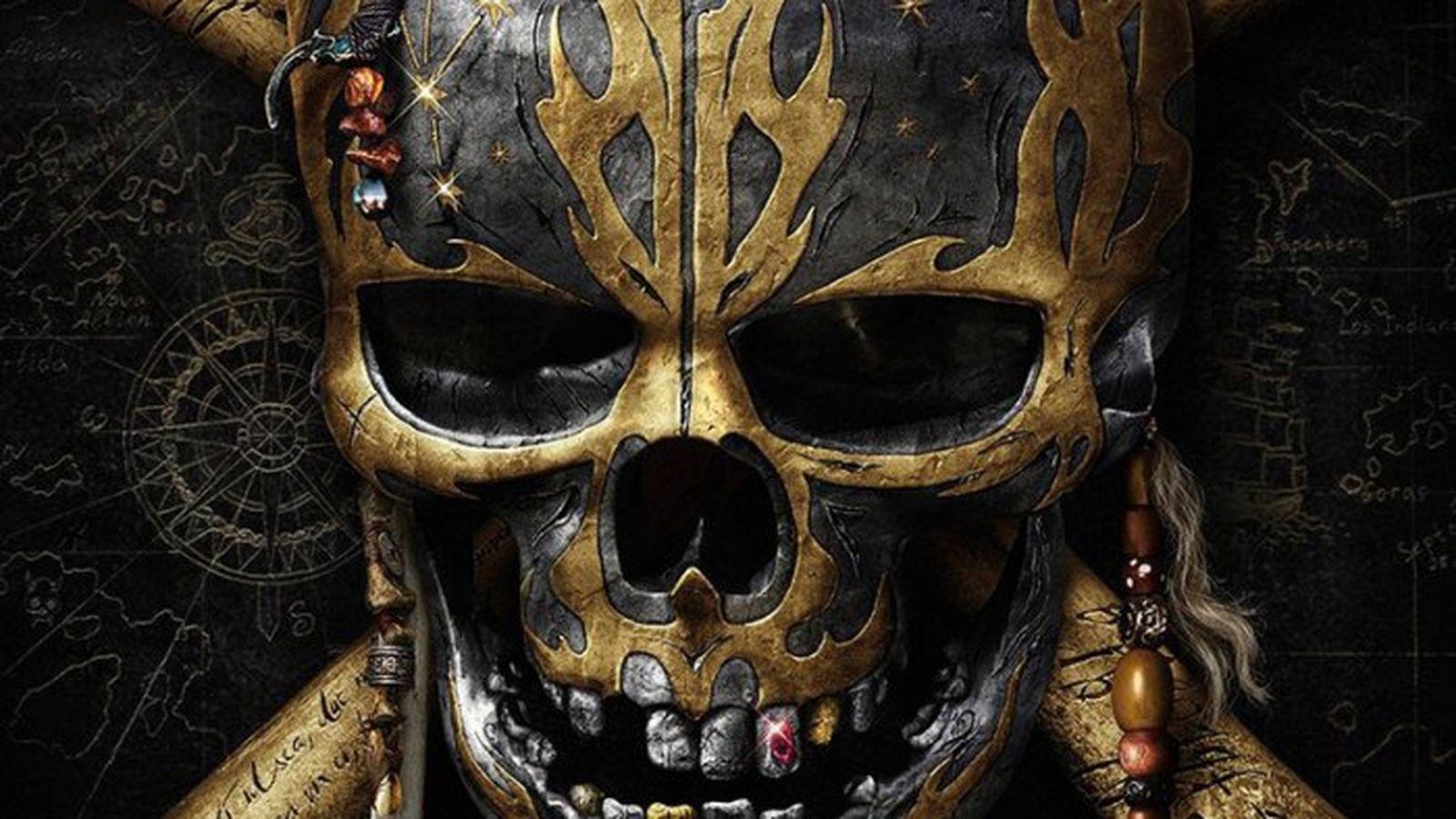 Pirates of the Caribbean: Dead Men Tell No Tales, il primo teaser trailer