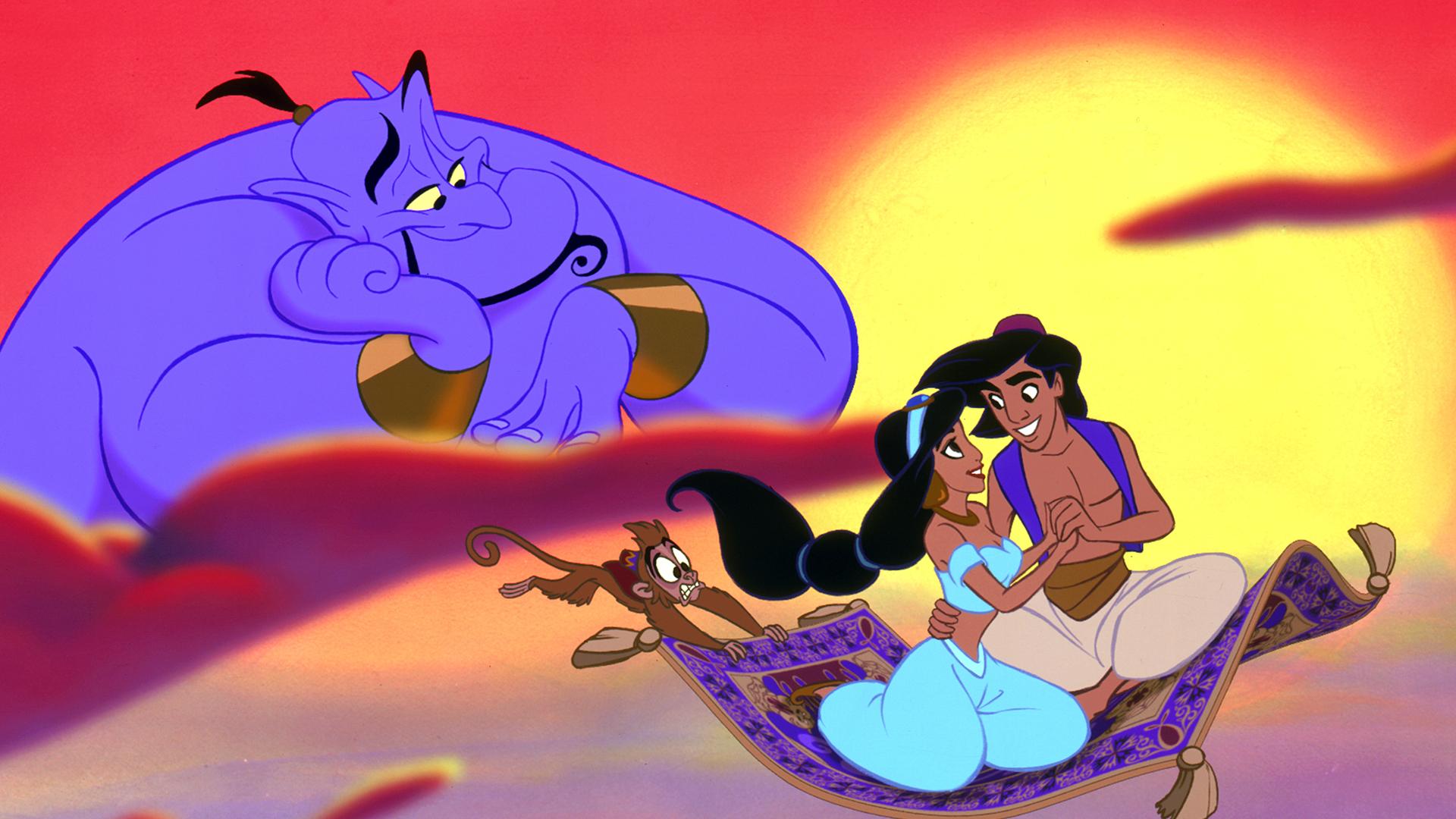 Aladdin, Guy Ritchie alla regia della versione live-action?