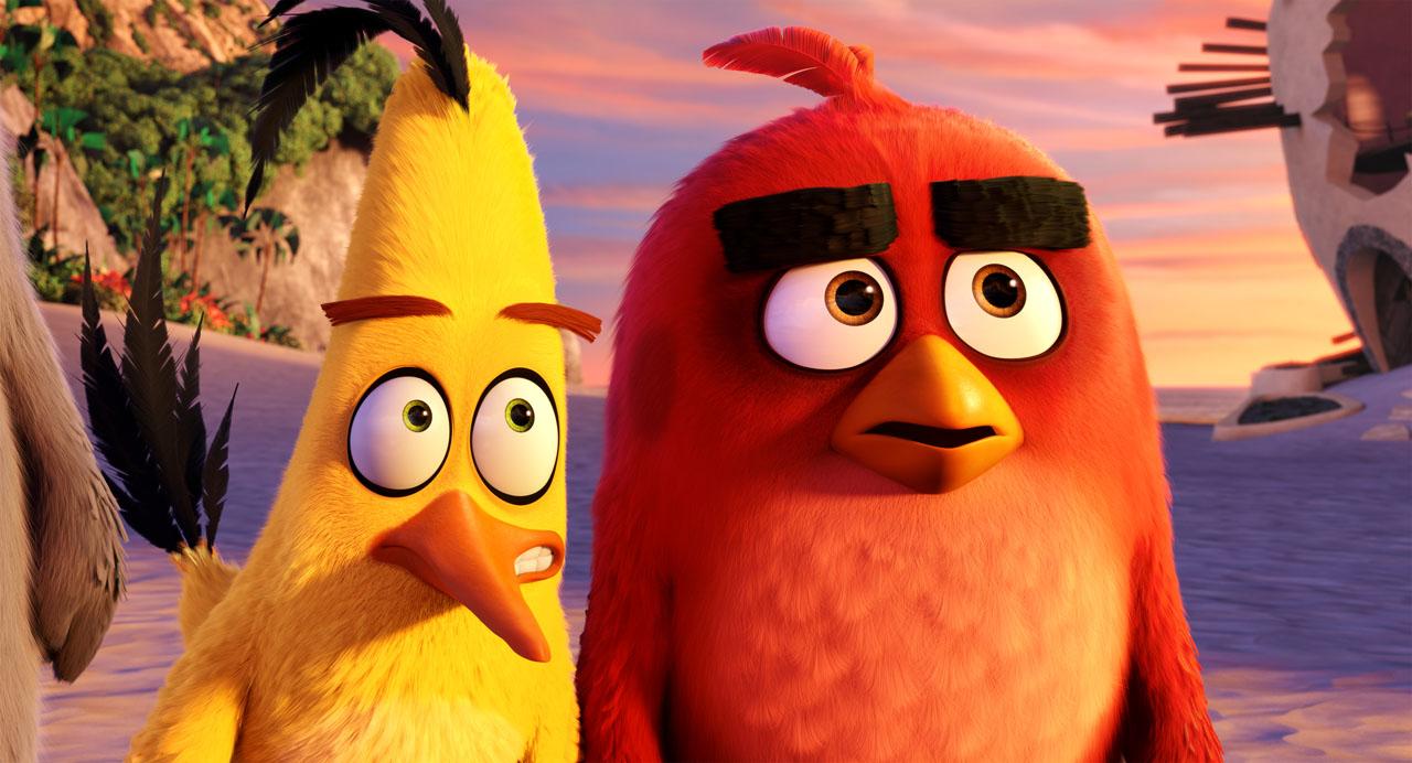 Angry Birds: Il Film, dal 12 ottobre in DVD e Blu-ray