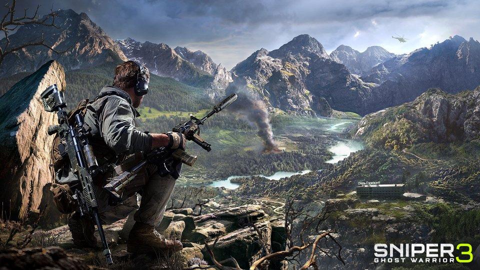 Sniper Ghost Warrior 3 rimandato al 2017