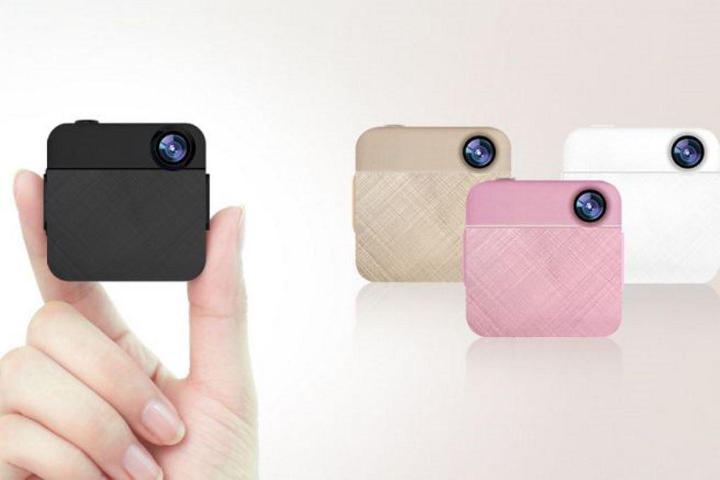 CubeCam, l'action cam super portatile per i lifelogger