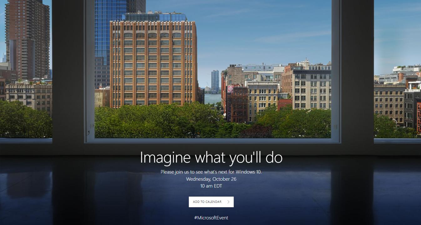 Microsoft, fissata la data di un nuovo evento