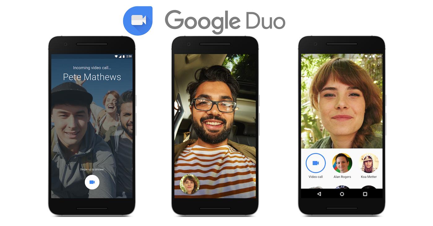 Google Hangouts verrà rimpiazzata da Duo