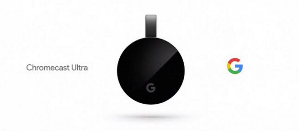 Chromecast Ultra annunciata ufficialmente