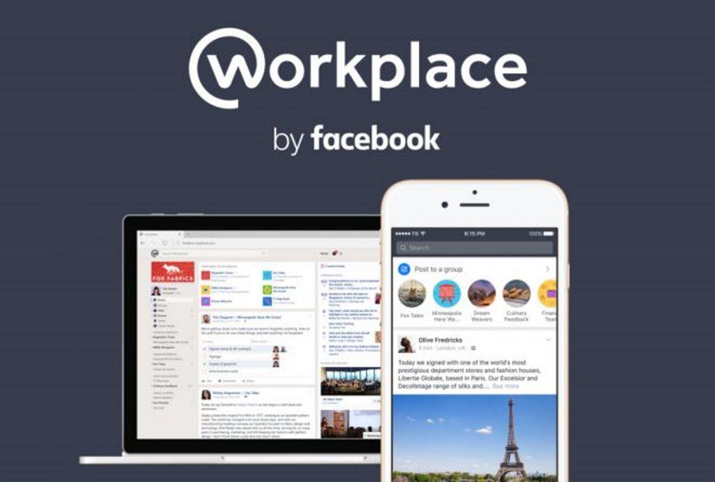 Facebook Workplace, il social network per il lavoro
