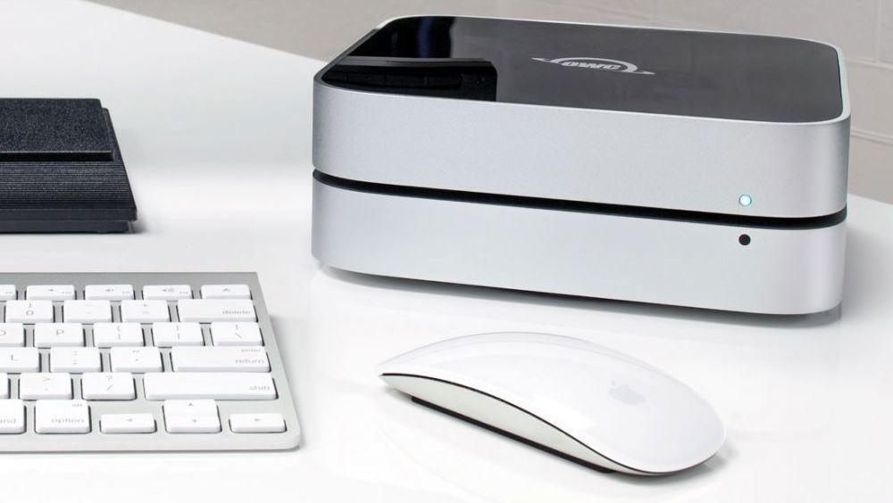OWC MiniStack, l'hard disk esterno con USB 3.1