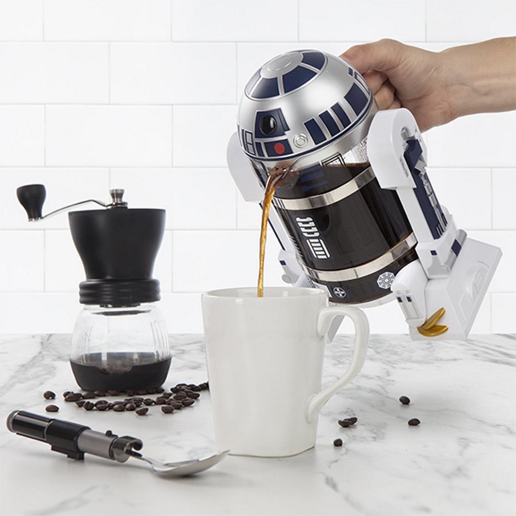Star Wars, R2-D2 diventa una macchina da caffè