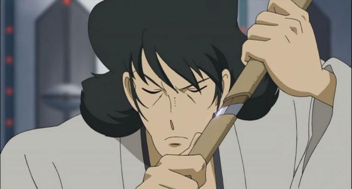 Lupin III goemon ishikawa xiii