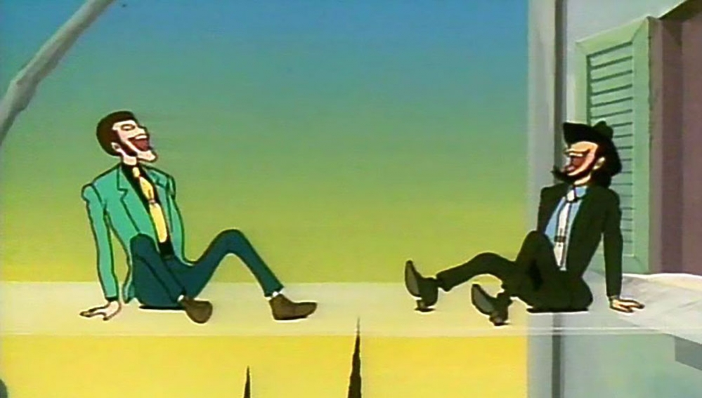 Lupin III prima serie tv