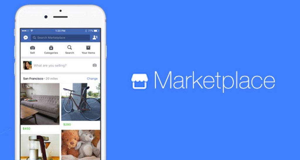 Facebook Marketplace, la nuova sezione per le compravendite