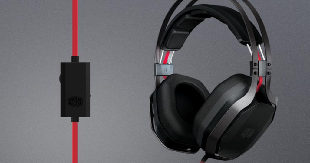 CoolerMaster MasterPlus Pro, le nuove cuffie per il gaming