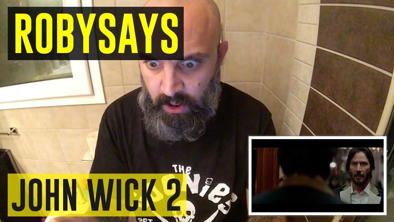 John Wick: Chapter 2 #RobySays