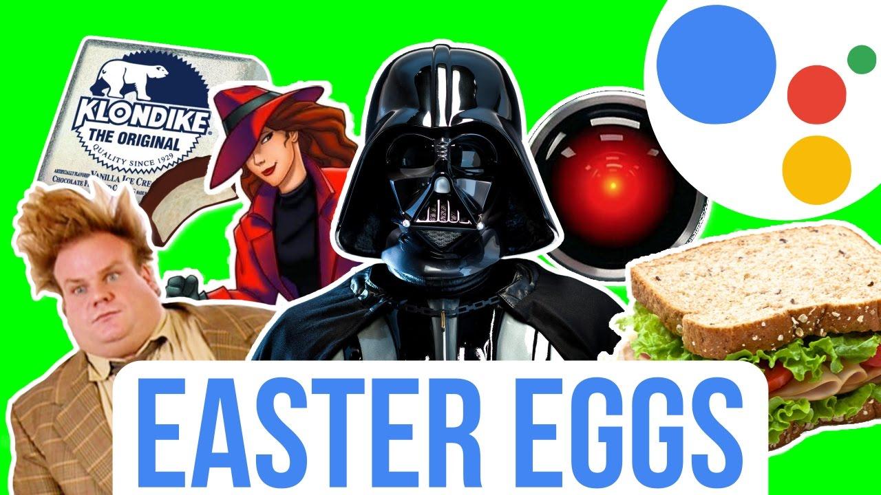 Google Assistant, scovati tutti gli Easter Eggs