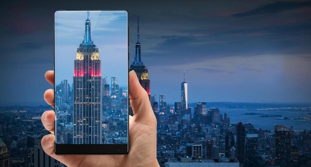 Xiaomi Mi Mix Il Nuovo Phablet Senza Cornici Laterali Leganerd