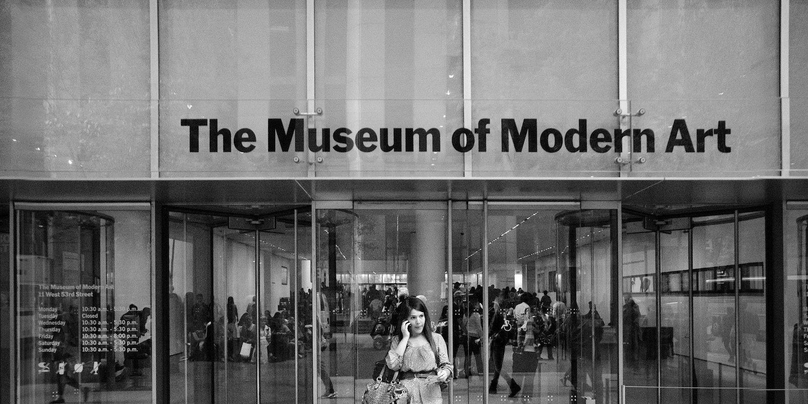 Tutte le mostre del MoMA