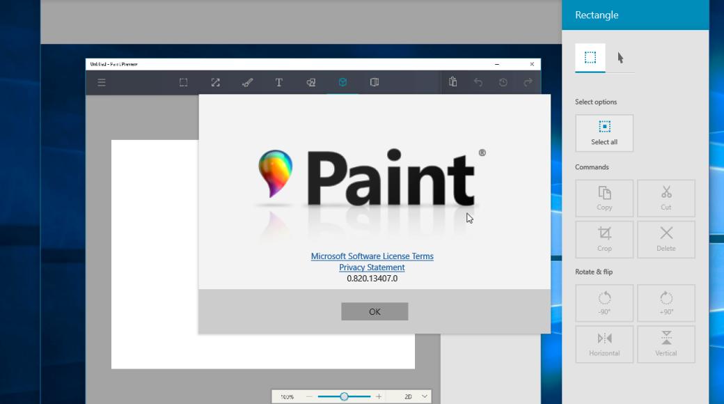 Paint, il software di disegno si rivoluziona
