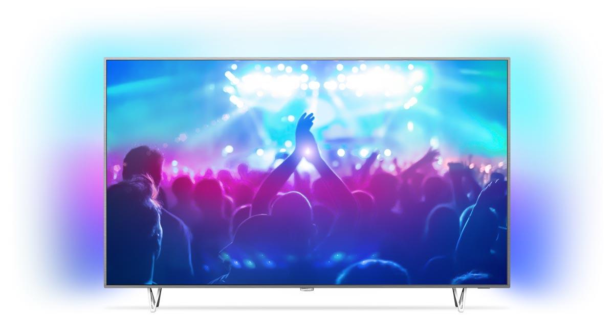 Philips 7601, Android Tv 4K disponibile all'acquisto