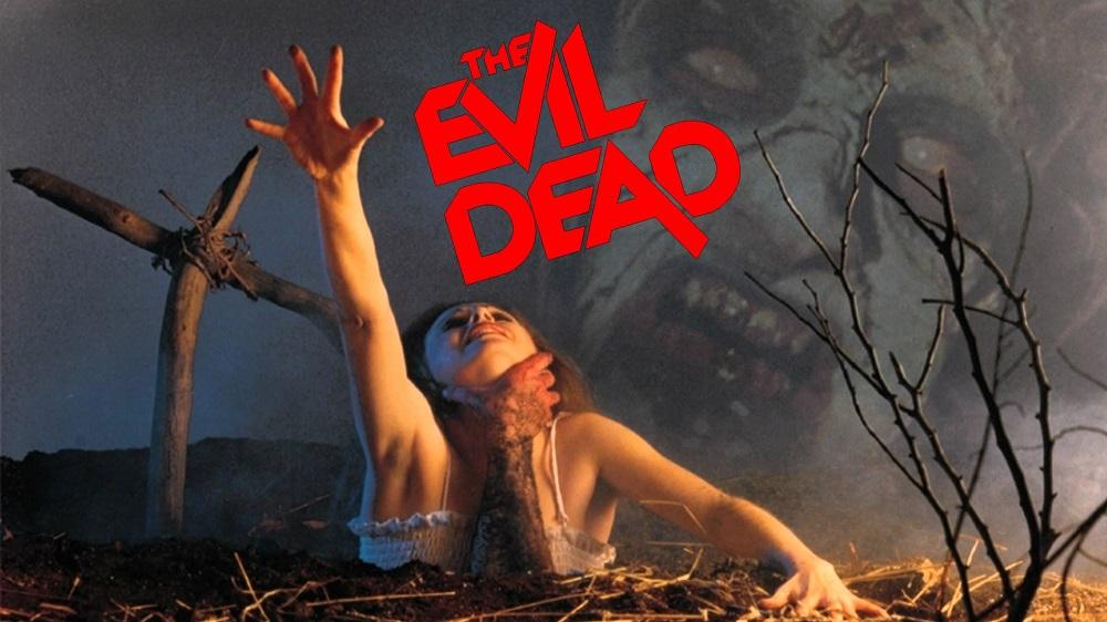 evil dead, La Casa