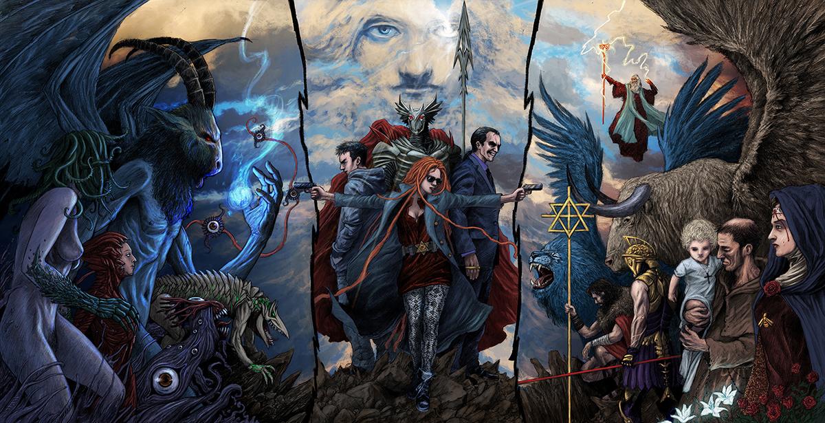 Sancta Sanctorum- the Rebel Saints cover