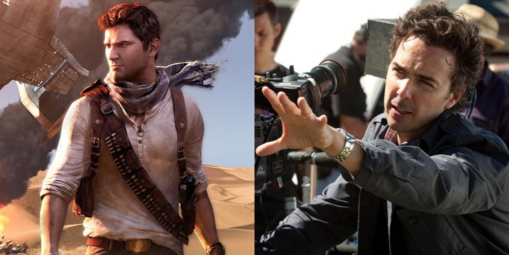 uncharted movie cast filming date shawn levy