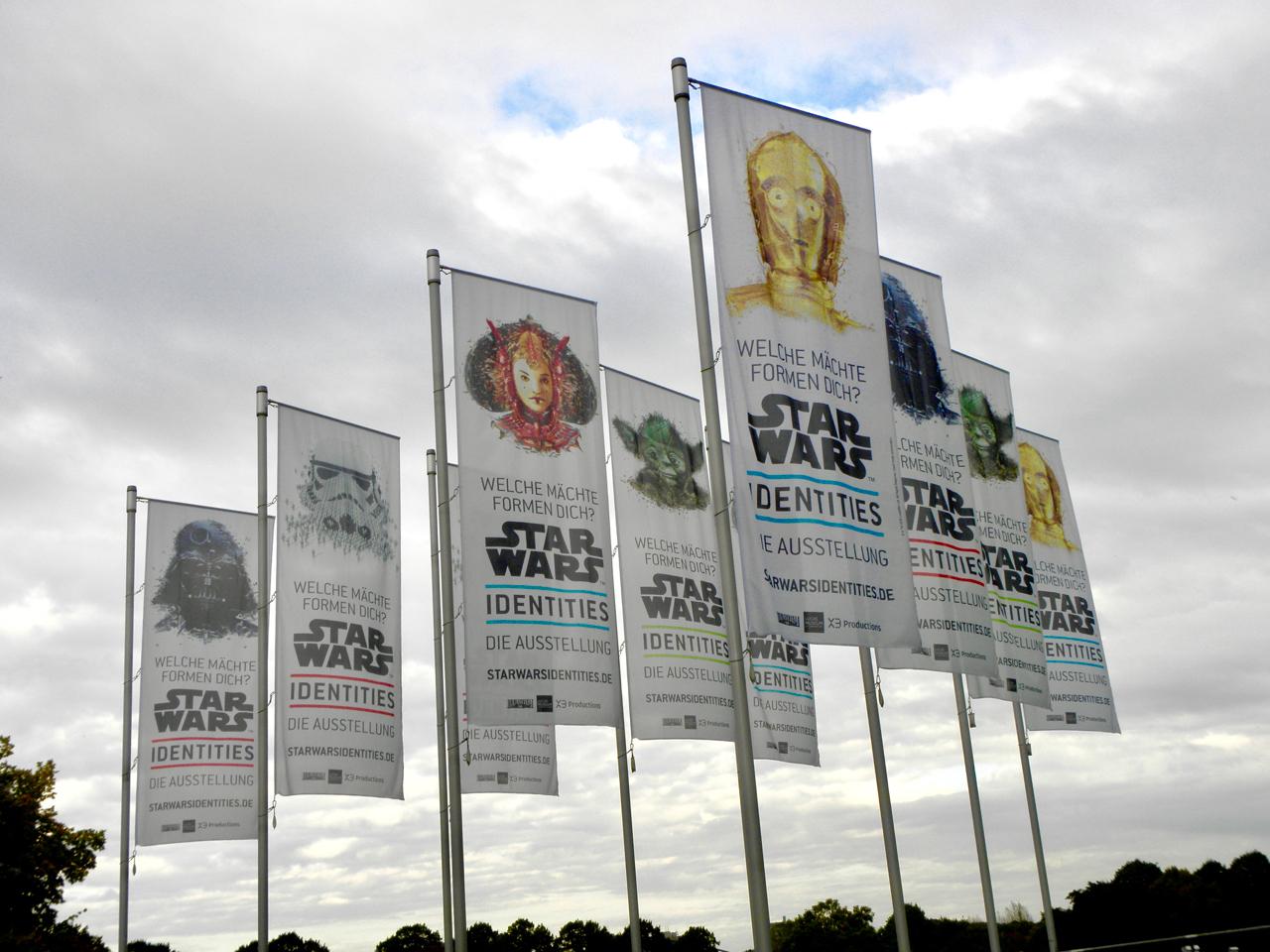 Star Wars Identities - Storia di un viaggio improvvisato