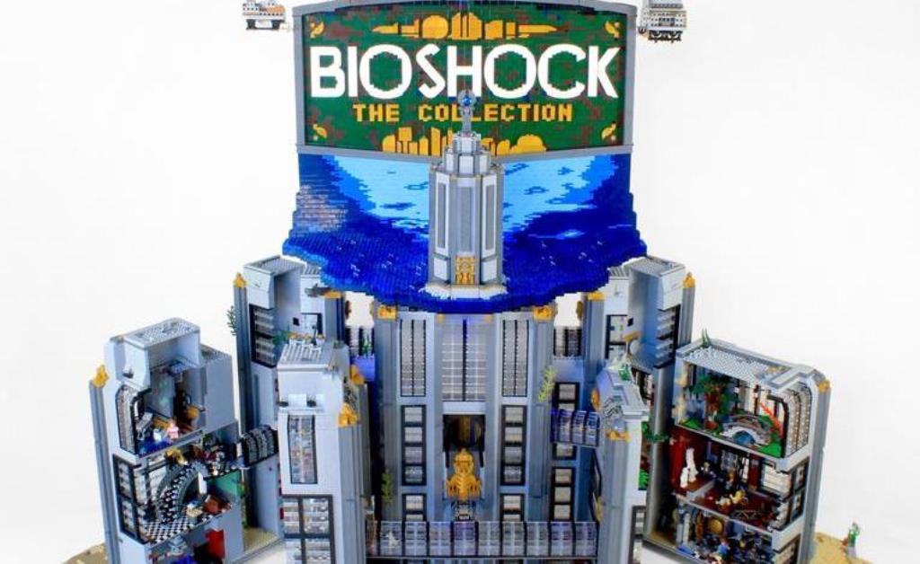 Bioshock, Rapture ricostruita con i LEGO