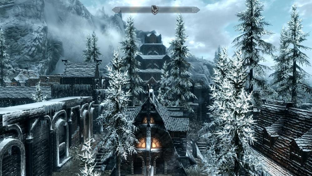 skyrim special edition how to get a house