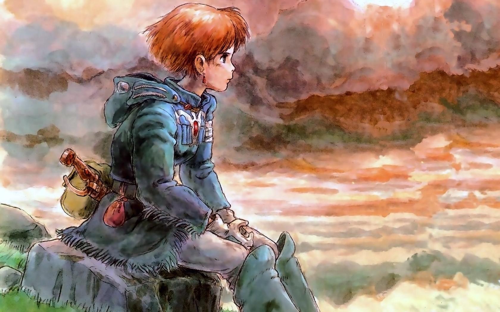 Nausicaä della Valle del vento, il manga ecologista di Miyazaki