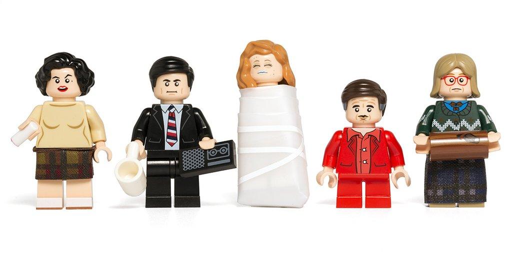 Twin Peaks, in arrivo i LEGO dedicati