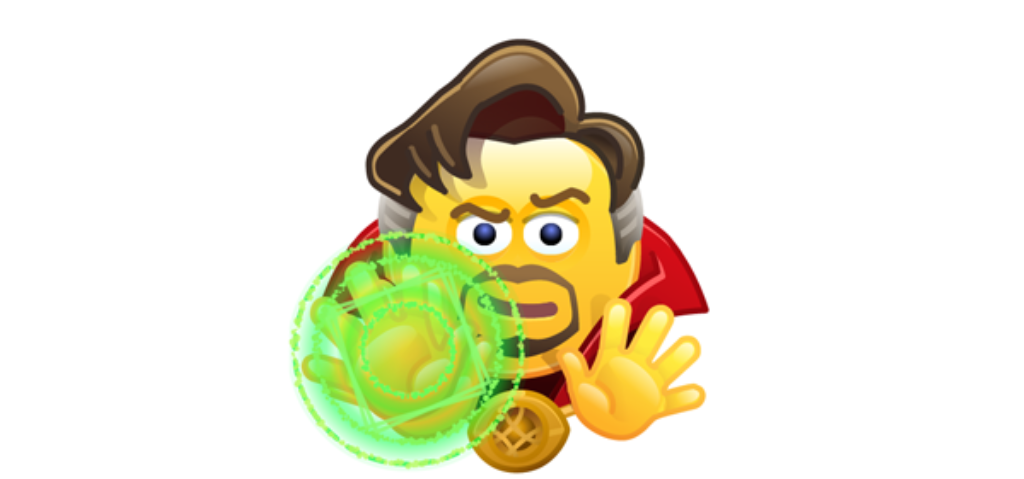 Doctor Strange, le emoticon arrivano su Skype